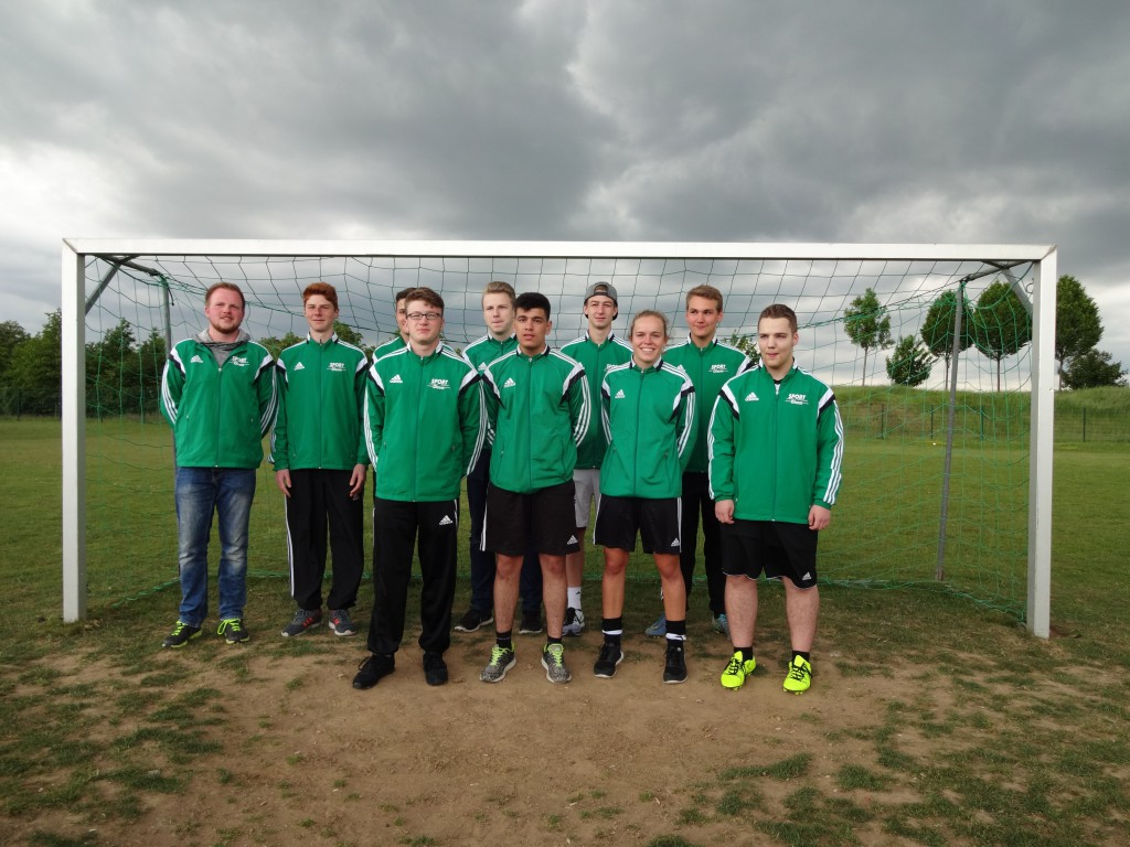 unsere Jungtrainer